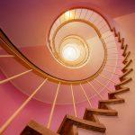 W poszukiwaniu pięknych schodów